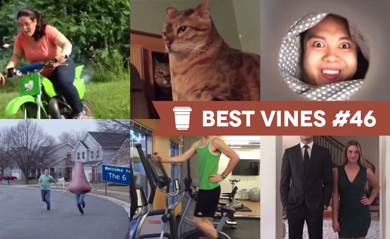 Best Vines #46 – Os 10 Melhores Vines da Semana
