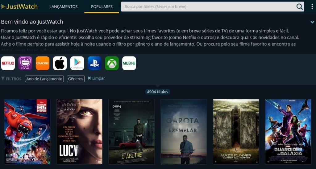 just-watch-escolha-filmes-servicos-de-streaming-blog-geek-publicitario
