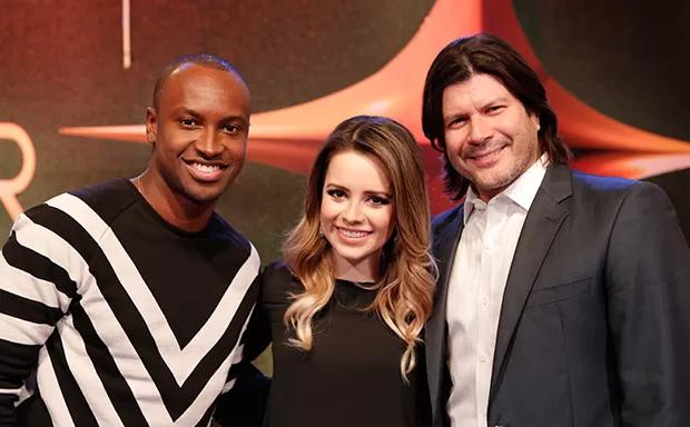 Sandy, Thiaguinho e Paulo Ricardo serão os jurados da 2ª temporada de Superstar