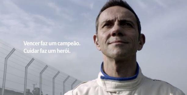 Allianz homenageia Ayrton Senna com emocionante campanha #MeuMomentoSenna
