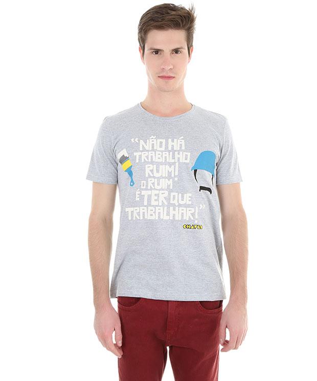 camiseta-chaves-cea-nao-existe-traballho-ruim-blog-geek-publicitario