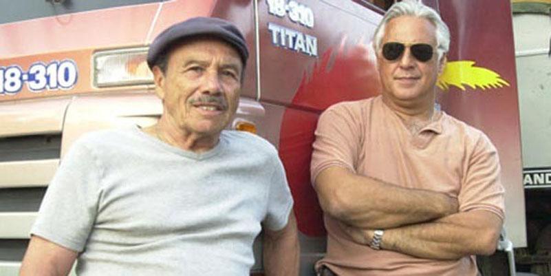 Carga Pesada, uma das séries mais famosas da TV Globo também marcará presença em formato telefilme.