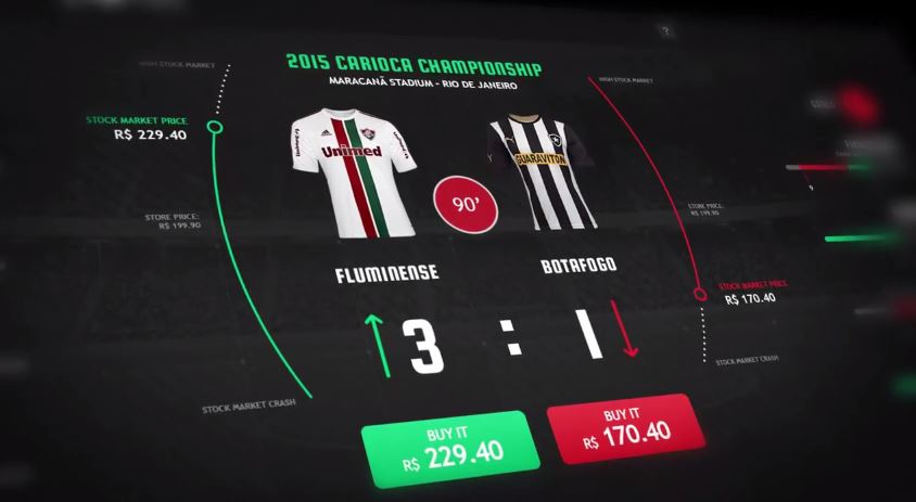 futebol trade dashboard