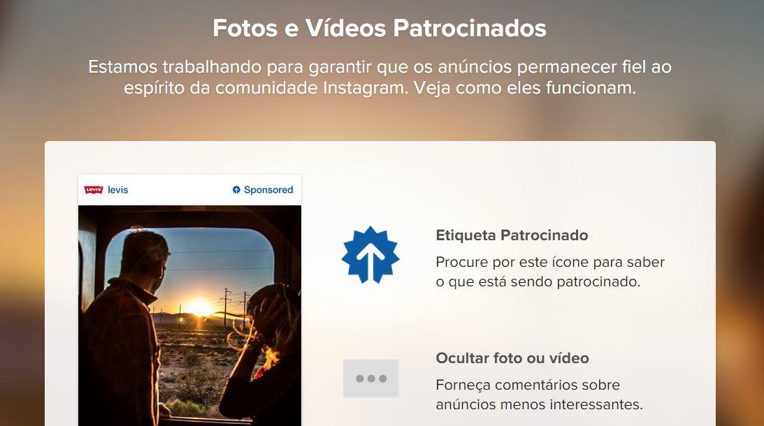 posts-patrocinados-instagram-lançamento-brasil-blog-geek-publicitario