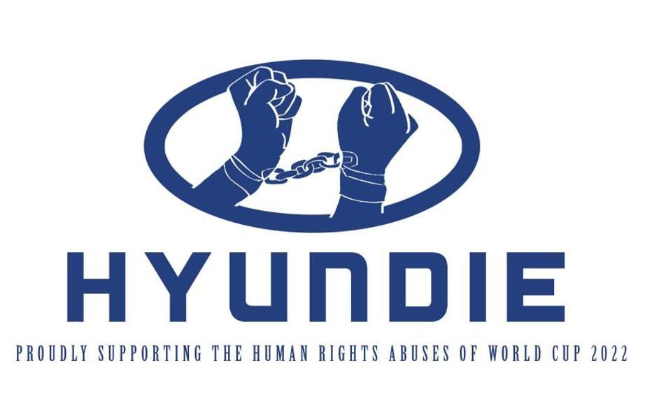 Anti-logo Hyundai