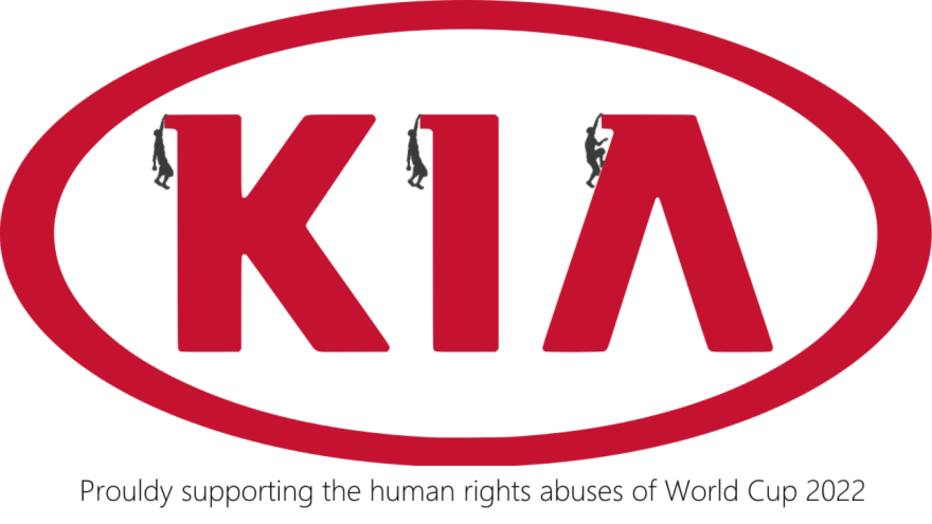Anti-logo da KIA Motors