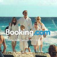 Booking.com estreia na TV com campanha Booking.uau!