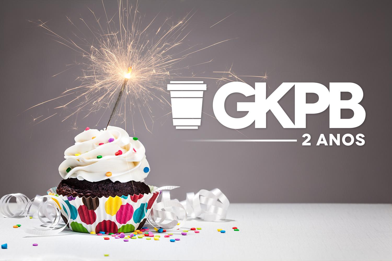 Feliz Aniversário De 2 Anos, Geek Publicitário