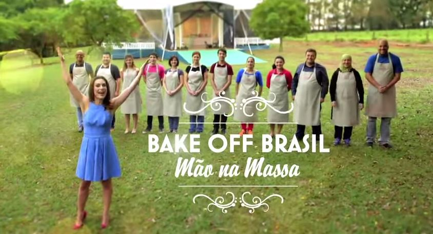 Sbt Anuncia Estreia Do Bake Off Brasil O Masterchef Dos Doces