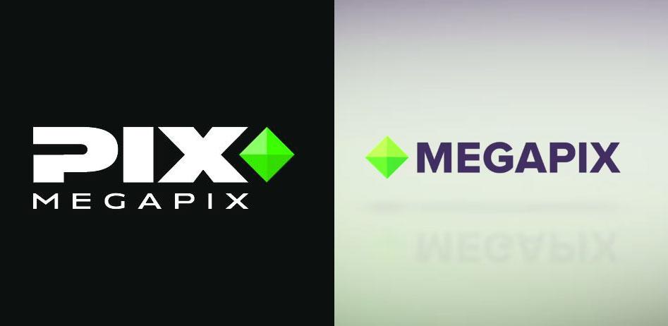 Canal Megapix antes e depois.