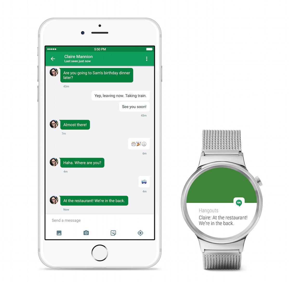 Smartwatches Android agora funcionam oficialmente com iPhones - Geek ... dcbd65bb60