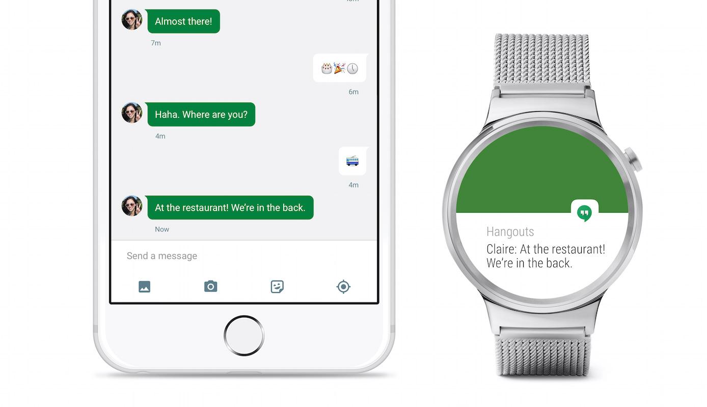Smartwatches Android agora funcionam oficialmente com iPhones - Geek  Publicitário 55ebbe1d68