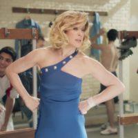 Cláudia Raia estrela novo comercial do Snickers: Você não é você quando está com fome