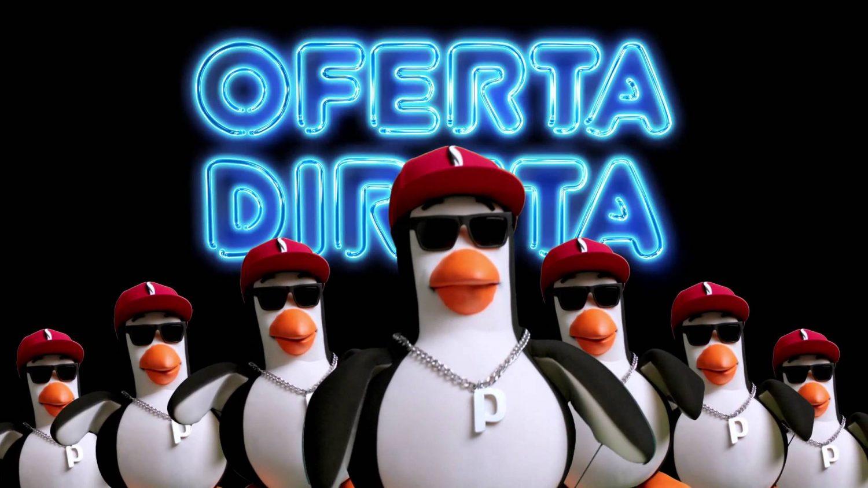 oferta-direta-ponto-frio-pinguim-rapper-blog-geek-publicitario