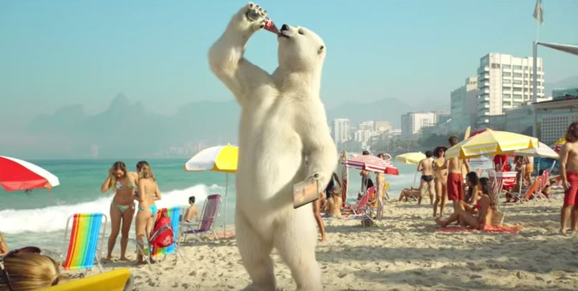 urso-polar-coca-cola-vem-para-as-olimpiadas-do-rio-2016-tocha-olimpica-blog-geek-publicitario