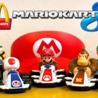Os próximos brindes do McLanche Feliz devem ser personagens do Mario Kart!