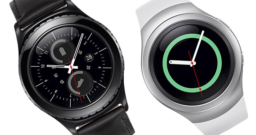 Samsung anuncia Galaxy Gear S2, seu primeiro smartwatch com tela redonda
