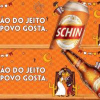 Cerveja Schin tem anúncios suspensos e é advertida pelo Conar por utilizar ilustrações