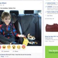 """Com recurso """"Reações"""", Facebook testa novas funções para o botão Curtir"""