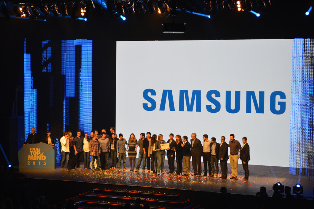 samsung-folha-top-of-mind-2015-blog-geek-publicitario