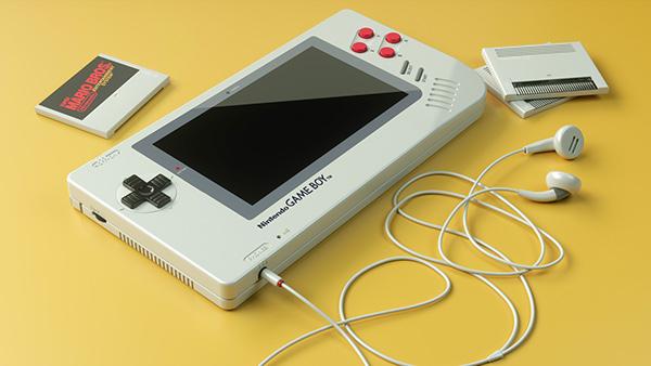 Este Game Boy conceito mistura o velho e o novo em um dispositivo incrível!