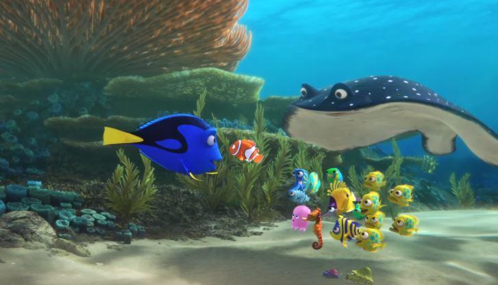 Disney divulga primeiro trailer de 'Procurando Dory'. Assista!