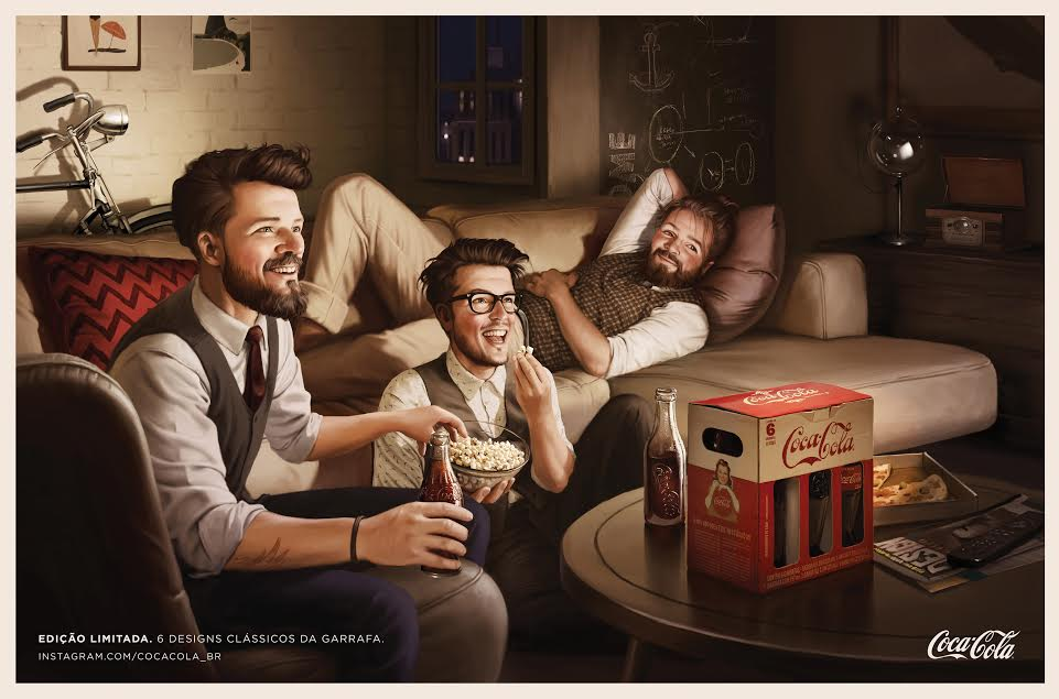 anuncio-antigo-campanha-coca-cola-embalagem-pack-comemorativo-2015-blog-geek-publicitario