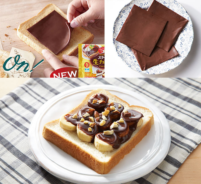 Queijo em fatias é ótimo para colocar no pão e ajuda na decoração.