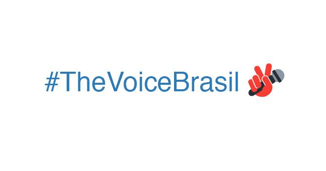 Twitter lança emoji exclusivo para final do The Voice Brasil