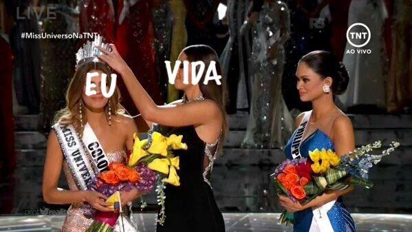 Errrrrrrou! Internet não perdoa gafe no Miss Universo. Veja os melhores memes