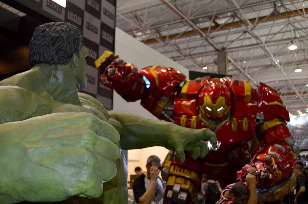 hulk-homem-de-ferro-ccxp-comic-con-2015-blog-geek-publictario