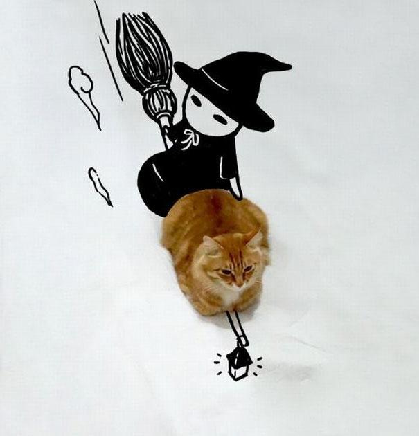 ilustracoes-em-foto-de-gato-gera-imagens-engracadas-5-blog-geek-publicitario