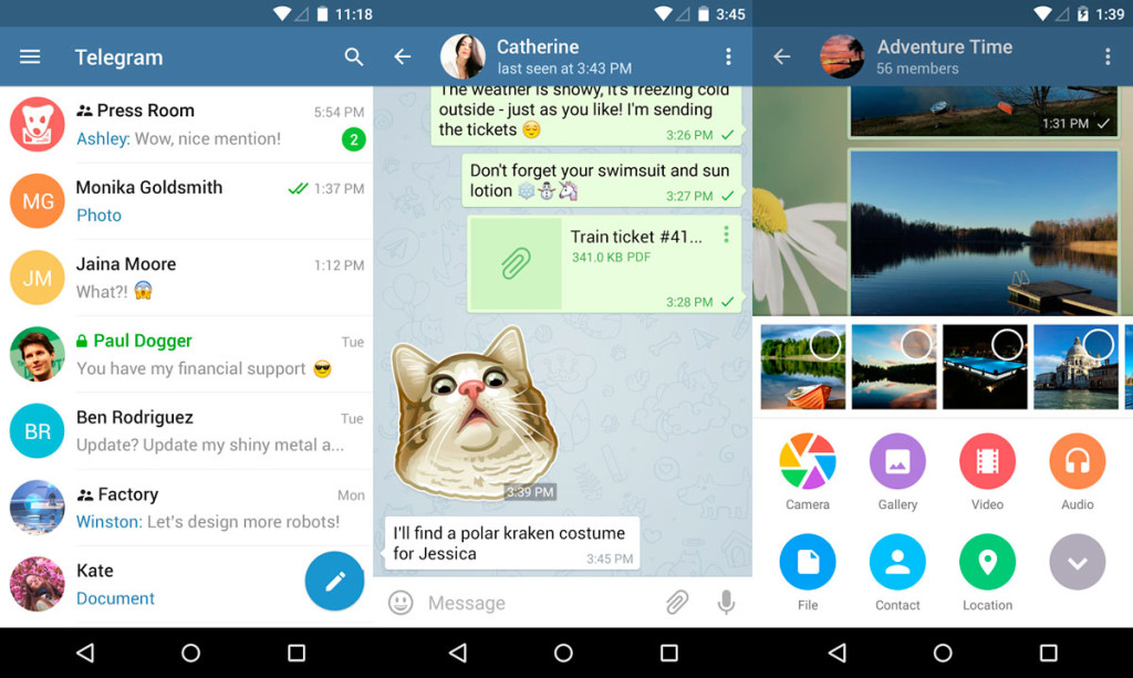 telas-app-telegram-android-blog-geek-publicitario