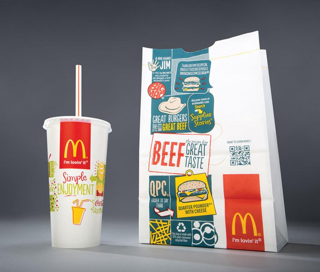 Embalagens criadas em 2013 devem sair de cena em todo o mundo para dar lugar ao novo design.
