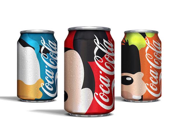 latas-de-coca-cola-inspiradas-nos-personagens-disney-mickey-pato-donald-pateta-blog-geek-publicitario