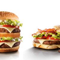 Grand Big Tasty e Big Tasty Bacon vão animar o seu começo de ano no McDonald's