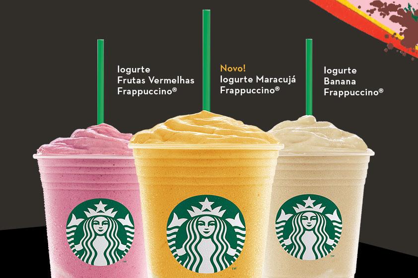 novos-iogurtes-frappuccinos-starbucks-brasil-verao-banana-maracuja-frutas-vermelhas-blog-geek-publicitario