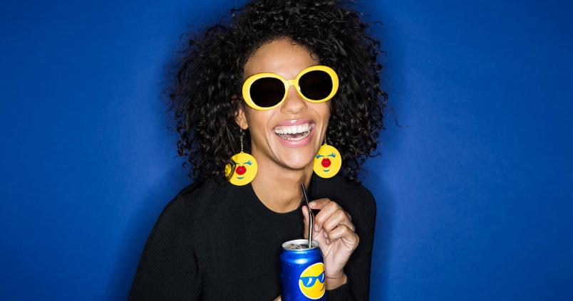 Pepsimoji: Pepsi vai estampar emojis nas embalagens