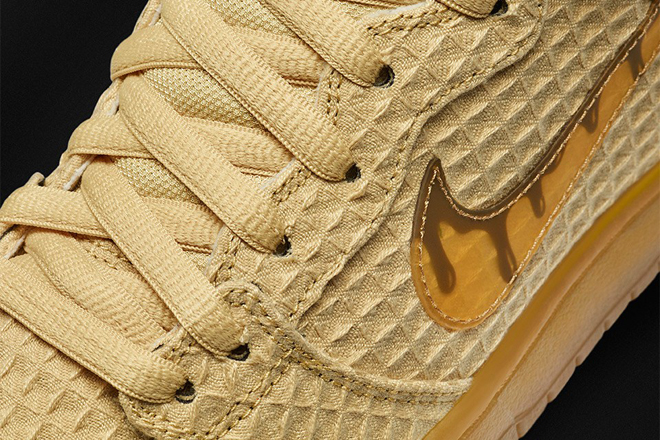 Nike irá lançar tênis inspirado em waffle! Será que essa moda pega?