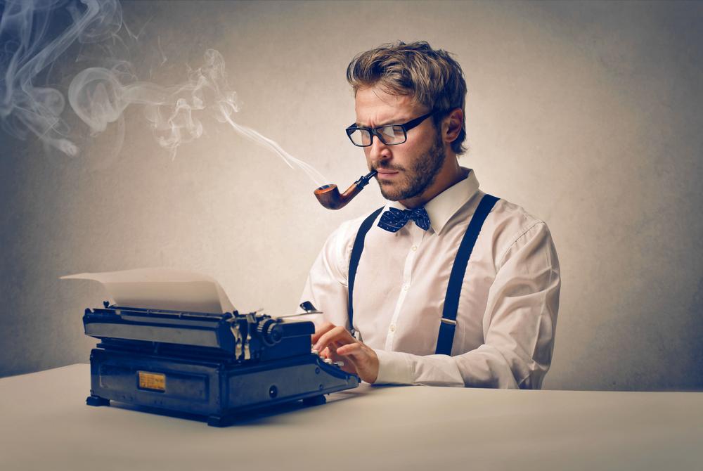 Quando você tem que fazer uma redação, como você se sai?