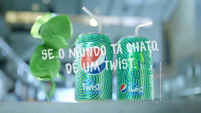 'O Mundo Tá Chato': Conar libera comercial com limões da Pepsi Twist