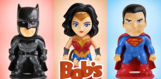 Bob s lança Toy Arts de Batman vs Superman na compra do. a262a5be6b