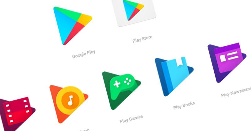 Google atualiza identidade visual de apps da google play geek google atualiza identidade visual de apps da google play reheart Images