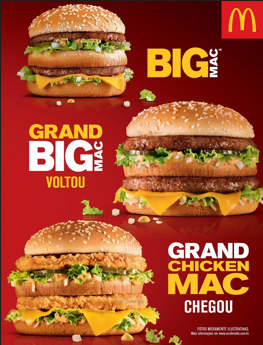 grand big mac - photo #29