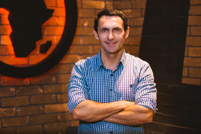Francisco Custódio, diretor geral de mídias da Agência Africa.