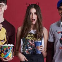 Riachuelo lança coleção unissex para Semana Geek