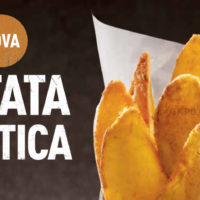 McDonald's lança Batata Rústica para incrementar o seu combo