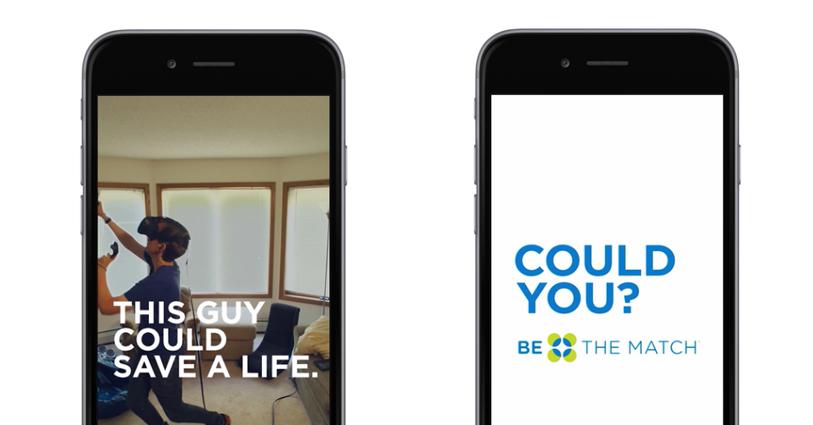 ONG usa o Snapchat para encontrar doadores de medula óssea usando anúncios
