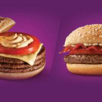Triplo Tasty e Extra Burger Bacon chegam ao McDonald's
