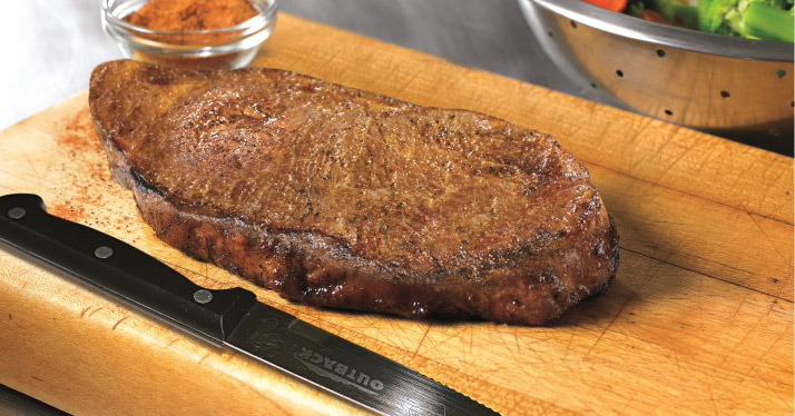 #Steaknife: leve uma faca do Outback para a casa